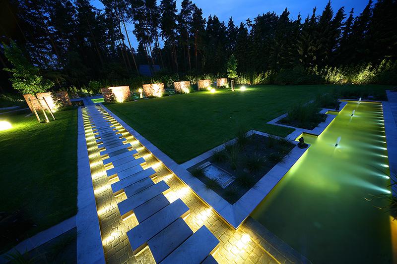 Licht Im Garten Hau Gartenwelten Gartengestaltung Friedrichsthal