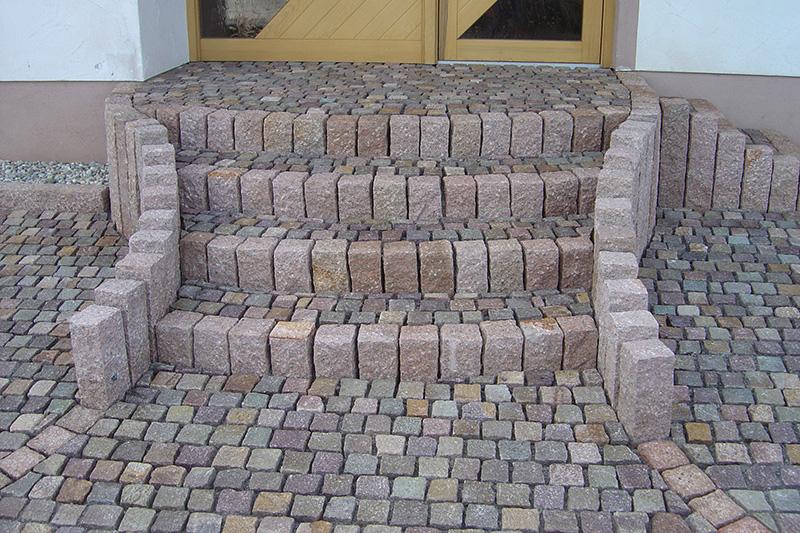 Sehr Mauern und Treppen - Hau Gartenwelten, Gartengestaltung TP54