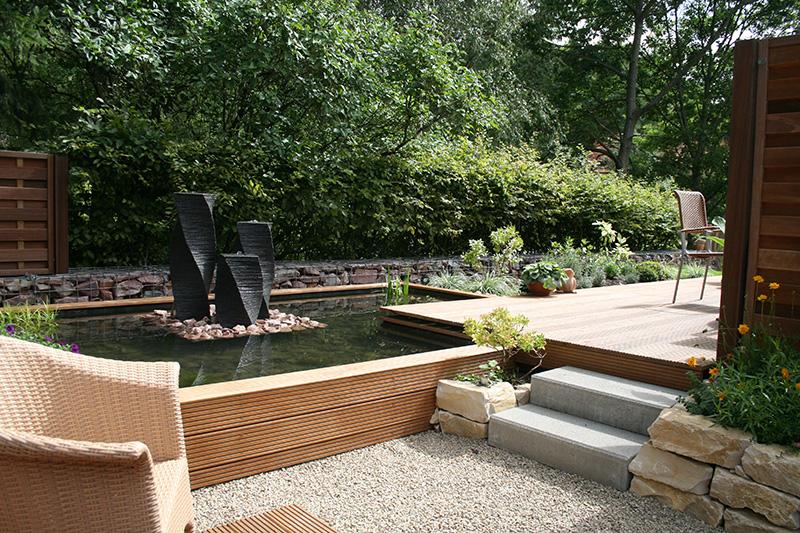 Wasser Im Garten : Wasser im garten hau gartenwelten gartengestaltung friedrichsthal